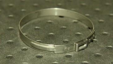 Opaska zaciskowa z zamkiem mechanicznym 55,8-59mm szer.7mm