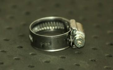 Opaska KALE skręcana 16-27mm nierdzewna szer. 12mm