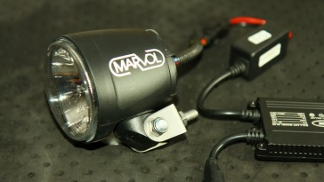 XENON Lampa robocza dalekosiężna 12/24v canbus