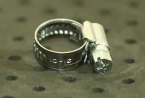 Opaska skręcana 8-16mm szer. 9mm