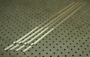 Opaska zaciskowa regulowana do przegubów, stal nierdzewna 40-110mm szer.7mm