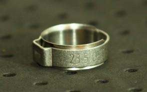 Opaska zaciskowa z wewnętrznym pierścieniem (wkładką) 20,2-22,8mm szer.9,2mm