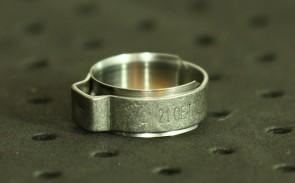 Opaska zaciskowa z wewnętrznym pierścieniem (wkładką) 18-20,3mm szer.9,2mm