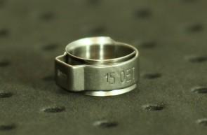 Opaska zaciskowa z wewnętrznym pierścieniem (wkładką) 12,3-14,3mm szer.8,2mm