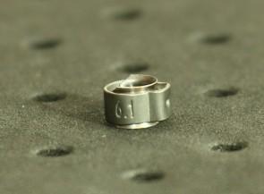 Opaska zaciskowa z wewnętrznym pierścieniem (wkładką) 4,7-5,7 mm szer. 5,5 mm