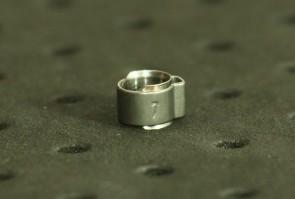 Opaska zaciskowa z wewnętrznym pierścieniem (wkładką) 5,6-6,5mm szer.6,4mm