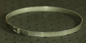 Opaska zaciskowa z zamkiem mechanicznym 106,8-110mm szer.7mm
