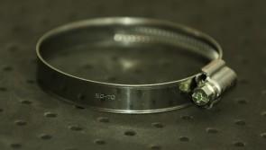 Opaska KALE skręcana 50-70mm nierdzewna szer. 12mm