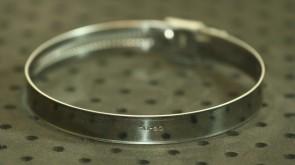 Opaska skręcana 70-90mm szer.12mm