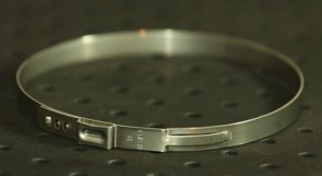 Opaska zaciskowa z zamkiem mechanicznym 82,8-86mm szer.7mm